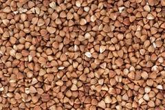 Background of buckwheat Stock Photo