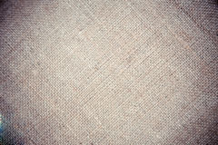 Background burlap, flax fabric Royalty Free Stock Photos
