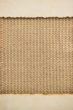 Background of burlap hessian Royalty Free Stock Image
