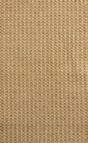 Background of burlap hessian Stock Image