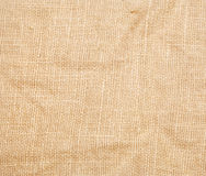 Background of burlap hessian sacking Royalty Free Stock Photos