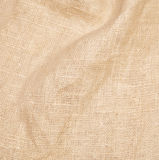 Background of burlap hessian sacking. Sackcloth stock photo