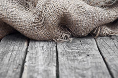 Background of burlap Royalty Free Stock Images