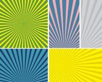 Background burst. Vector illustration of the Background burst Vector Illustration