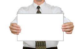 Background with business-card Stock Photo
