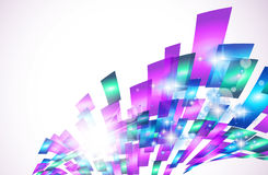 Background for business corporate flyers Royalty Free Stock Images