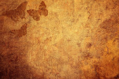 Background with butterfles Stock Image