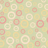 Background with buttons Royalty Free Stock Photos