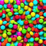 Background with candy Stock Photos