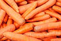 Background of carrots Royalty Free Stock Image