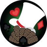 Background casino Royalty Free Stock Photography