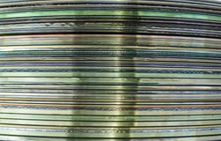 Background from  CD DVD  disks Stock Photos