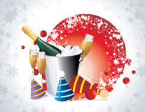 Background celebration Stock Images