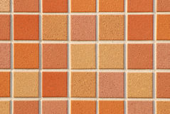 Background of ceramics brick . Stock Photo