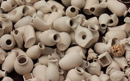Background ceramics details Royalty Free Stock Images