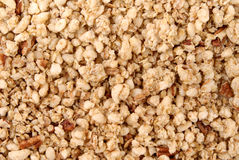 Background with cereal Stock Photography