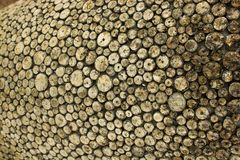 Wooden background with certain texture pattern. Background with a certain texture pattern Stock Images