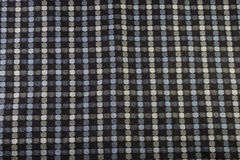 Background checkered cloth Royalty Free Stock Photography