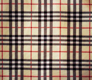 Background checkered cloth Royalty Free Stock Image
