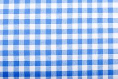 Background checkered cloth kitchen towels Stock Image