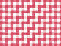 Background checkered. Vector background checkered vichy pattern. Trendy pink color Royalty Free Stock Image