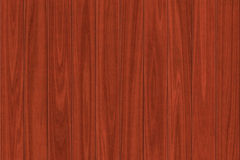 Background of cherry wood boards Stock Images