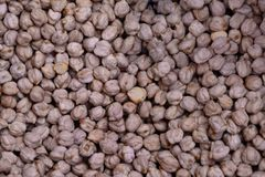 Background of chickpea. base ingredient for hummus. stock images