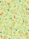 Background childish style. Background childisch decoration garden stylisch abstract designe Stock Image