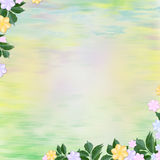 Background for children card Stock Images