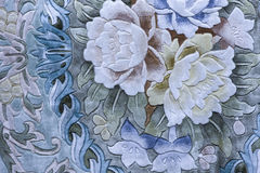 background of Chines carpet Royalty Free Stock Image