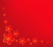 Background chinese new year. Decoration for chinese new year design Royalty Free Stock Image