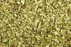 Background of Chopped Green Organic Herb Royalty Free Stock Photo