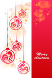 Background for Christmas. Background for new year and for Christmas Stock Photo