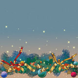 Background christmas. Or  new year Stock Image