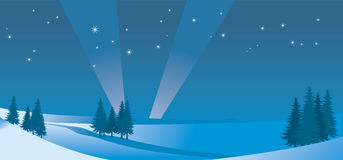 Background christmas vector illustration