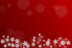 Background for christmas card Stock Images
