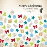 Background christmas. Christmas decoration Stock Photography