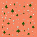 Background Christmas and Happy New year, winter concept.  vector illustration
