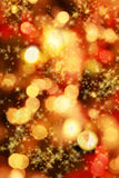background christmas lights στοκ εικόνες με δικαίωμα ελεύθερης χρήσης