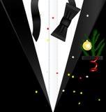 Background Christmas man Royalty Free Stock Photo