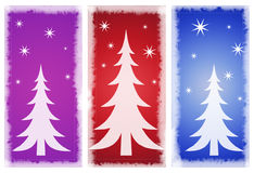 Background Christmas (New Year) card . Royalty Free Stock Image