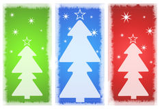 Background Christmas (New Year) card . Royalty Free Stock Photography