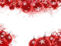 background christmas red Στοκ Φωτογραφία
