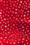 background christmas red stars Στοκ εικόνες με δικαίωμα ελεύθερης χρήσης
