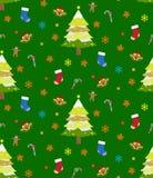 Background christmas seamless. Illustration of background christmas seamless Royalty Free Illustration