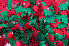 Background Christmas trees Stock Photo