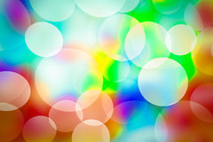 Background circle. Abstract background circle Bokeh blurred Stock Image