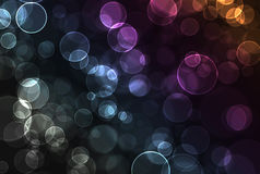 Background circles Royalty Free Stock Photos