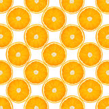 Background with citrus-fruit of orange slices. Stock Photos