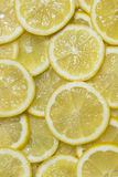 Background citrus ripe juicy slices of orange lemon Royalty Free Stock Image